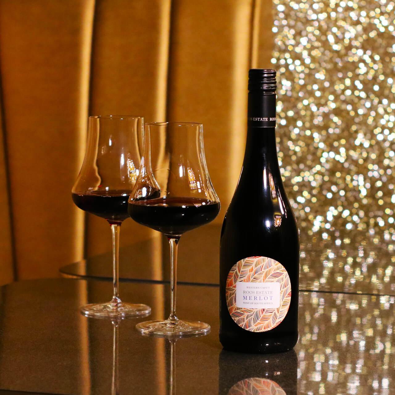 Roos Estate Merlot - Frankies Wine Bar
