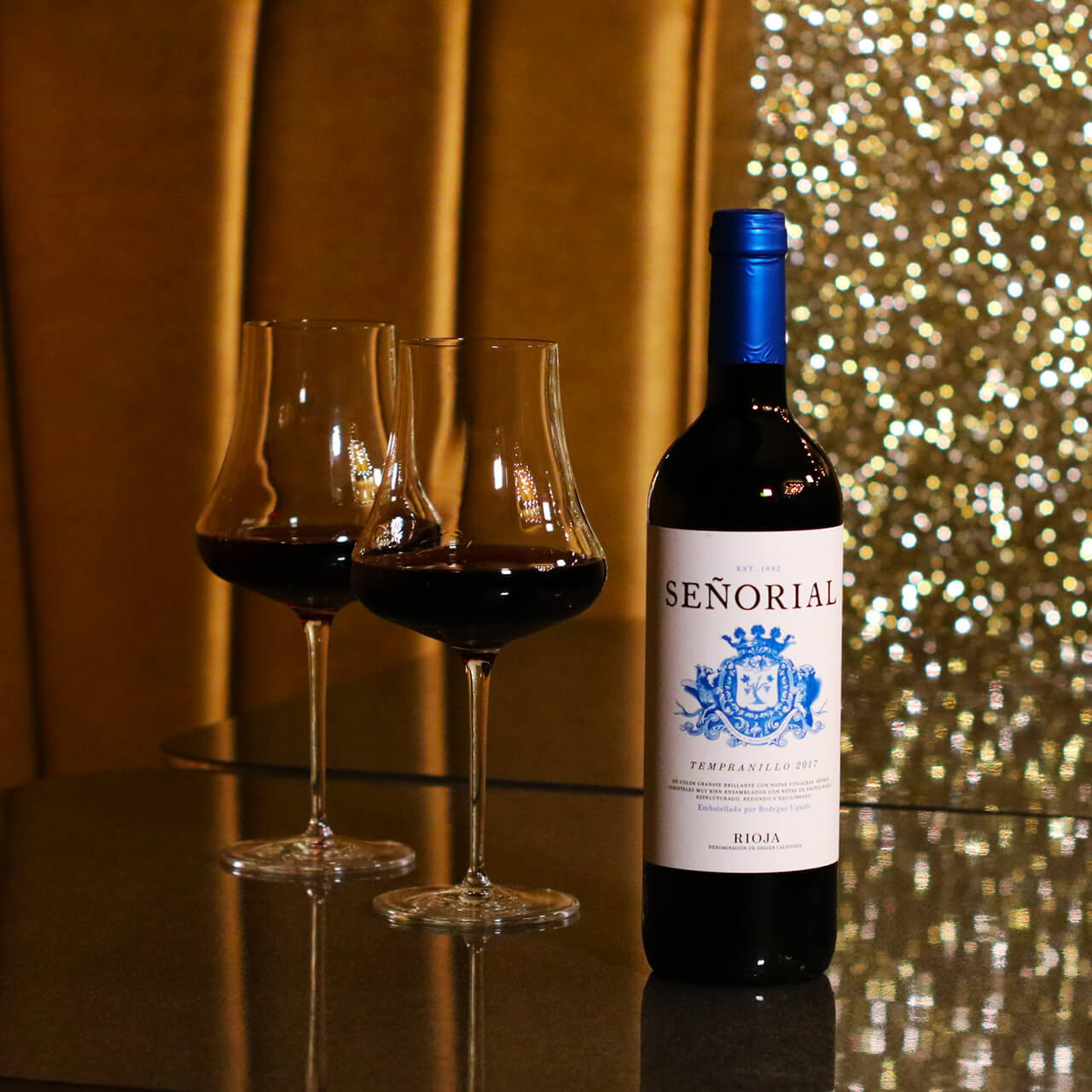 Senorial Tempranillo Rioja - Frankies Wine Bar